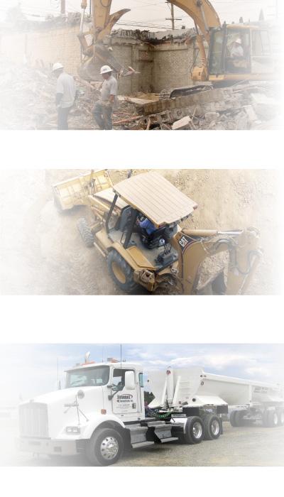 Demolition Services in Los Angeles, California