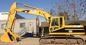Equipment-excavator