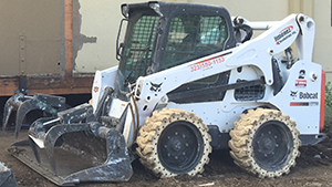 Equipment-bobcat